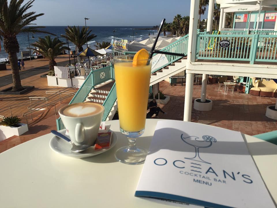 cocktail oceans bar